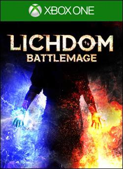 Lichdom: Battlemage (Xbox One) by Maximum Games Box Art