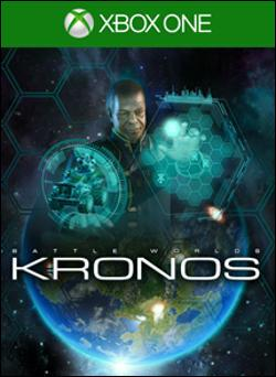 Battle Worlds: Kronos (Xbox One) by Nordic Games Box Art