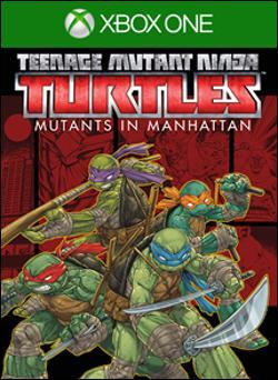 Teenage Mutant Ninja Turtles: Mutants in Manhattan (Xbox One) by Activision Box Art