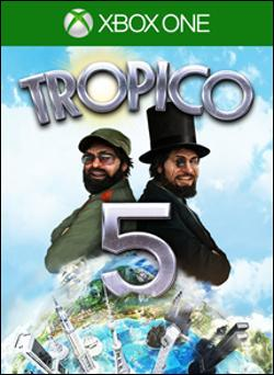 Tropico 5 Penultimate Edition (Xbox One) by Kalypso Media Digital, Ltd. Box Art