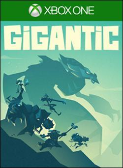Gigantic (Xbox One) by Microsoft Box Art