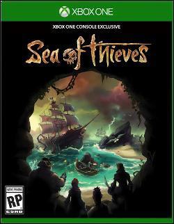 Sea of Thieves (Xbox One) by Microsoft Box Art