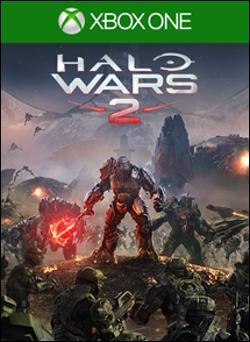Halo Wars 2 (Xbox One) by Microsoft Box Art