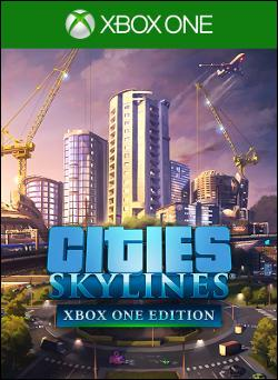 Cities: Skylines - Xbox One Edition (Xbox One) by Microsoft Box Art