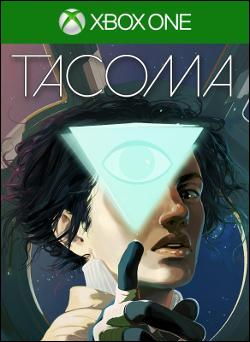 TACOMA (Xbox One) by Microsoft Box Art