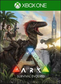 Ark: Survival Evolved (Xbox One) by Microsoft Box Art