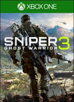 Sniper: Ghost Warrior 3 (Xbox One) by Microsoft Box Art