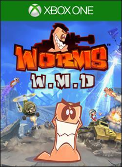 Worms WMD Box art