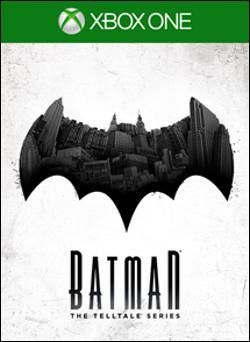 Batman: A Telltale Games Series (Xbox One) by Telltale Games Box Art