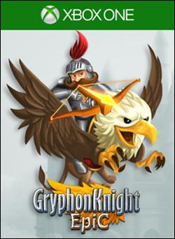 Gryphon Knight Epic (Xbox One) by Microsoft Box Art