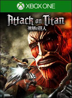 Attack on Titan (Xbox One) by KOEI Corporation Box Art