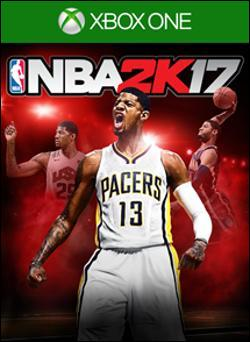 NBA 2K17 (Xbox One) by 2K Games Box Art