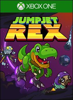 JumpJet Rex (Xbox One) by Microsoft Box Art