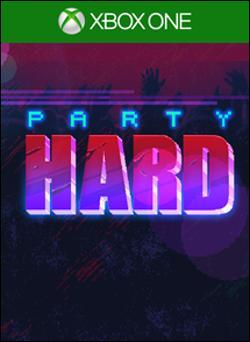 Party Hard (Xbox One) by Microsoft Box Art