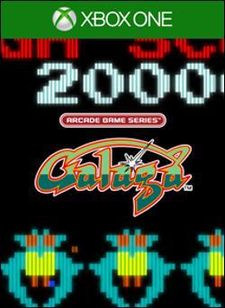 Arcade Game Series: Galaga (Xbox One) by Ban Dai Box Art