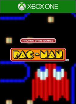 Arcade Game Series: Pac-Man (Xbox One) by Ban Dai Box Art