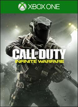Call of Duty: Infinite Warfare (Xbox One) by Activision Box Art