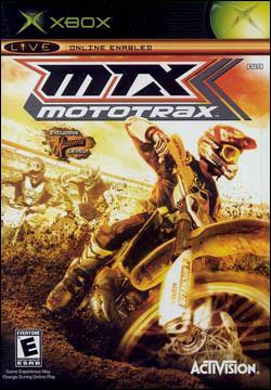 MTX: Mototrax Box art