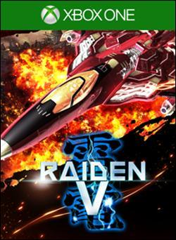 Raiden V (Xbox One) by Microsoft Box Art