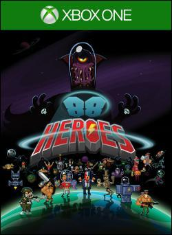 88 Heroes (Xbox One) by Microsoft Box Art