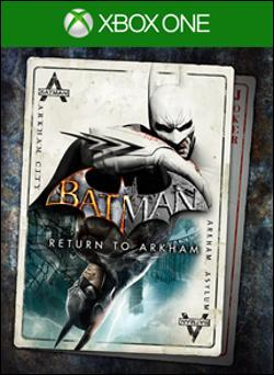 Batman: Return to Arkham (Xbox One) by Warner Bros. Interactive Box Art