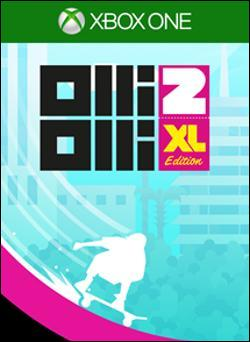 OlliOlli 2: XL Edition (Xbox One) by Microsoft Box Art