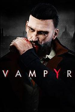 Vampyr (Xbox One) by Microsoft Box Art