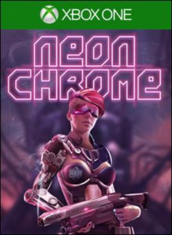 Neon Chrome (Xbox One) by Microsoft Box Art