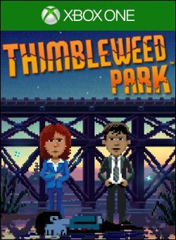 Thimbleweed Park (Xbox One) by Microsoft Box Art