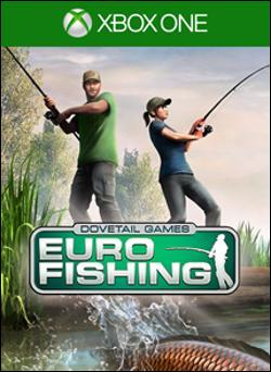 Dovetail Games Euro Fishing (Xbox One) by Microsoft Box Art