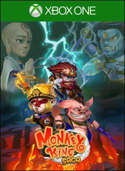 Monkey King Saga (Xbox One) by Microsoft Box Art