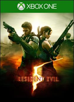 Resident Evil 5 (Xbox One) by Capcom Box Art