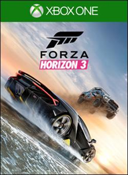 Forza Horizon 3 Box art
