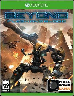 Beyond Flesh and Blood (Xbox One) by Microsoft Box Art