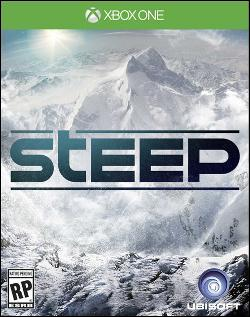 Steep (Xbox One) by Ubi Soft Entertainment Box Art