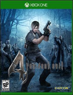 Resident Evil 4 (Xbox One) by Capcom Box Art