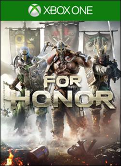For Honor (Xbox One) by Ubi Soft Entertainment Box Art