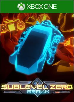 Sublevel Zero Redux Box art