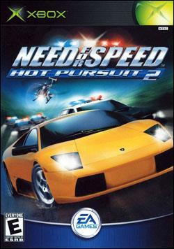 Need for Speed: Hot Pursuit 2 (Xbox) by Electronic Arts Box Art