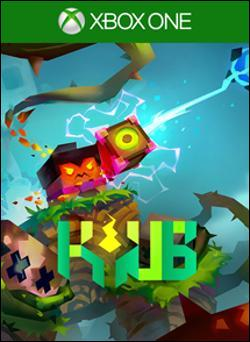 Kyub (Xbox One) by Microsoft Box Art