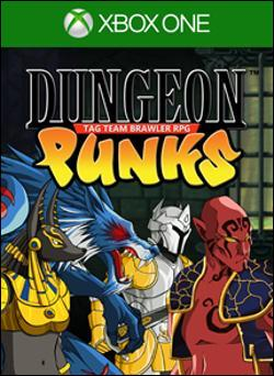 Dungeon Punks (Xbox One) by Microsoft Box Art