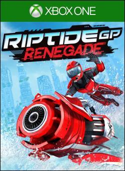Riptide GP: Renegade (Xbox One) by Microsoft Box Art