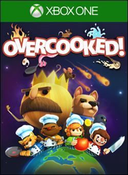 Overcooked (Xbox One) by Microsoft Box Art