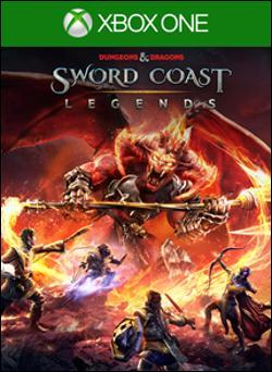 Sword Coast Legends (Xbox One) by Microsoft Box Art
