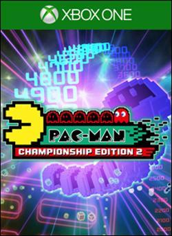 PAC-MAN Championship Edition 2 (Xbox One) by Namco Bandai Box Art