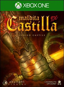 Maldita Castilla EX - Cursed Castile (Xbox One) by Microsoft Box Art