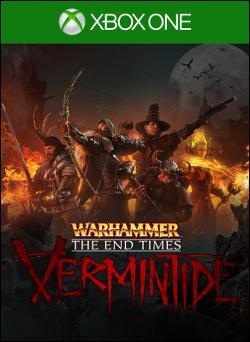 Warhammer: End Times - Vermintide (Xbox One) by Microsoft Box Art