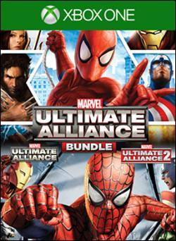 Marvel Ultimate Alliance Bundle (Xbox One) by Activision Box Art