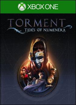 Torment: Tides of Numenera  (Xbox One) by Microsoft Box Art