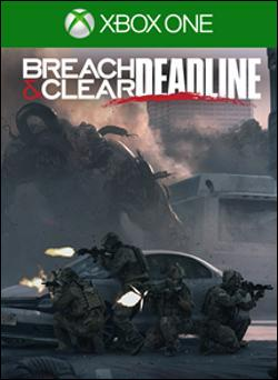 Breach and Clear: Deadline (Xbox One) by Microsoft Box Art